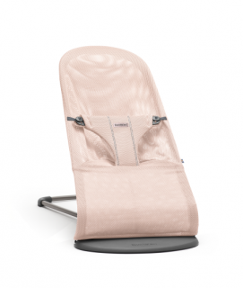 Lehátko Babybjorn Bouncer Bliss Powder Pink Mesh