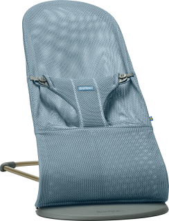 Lehátko Babybjorn Bouncer Bliss Dusk blue Mesh